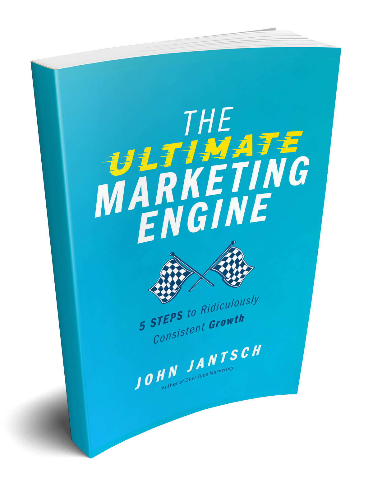 ultimate marketing engine book