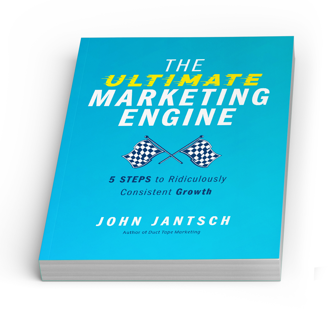The Ultimate Marketing Engine book